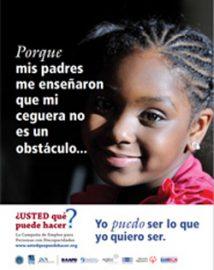 """Descargue el cartel """"Yo Puedo Ser Lo Que Yo Quiero Ser"""" (PDF)"""