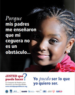 """Because"" Poster - N'dea Banks [SPANISH]"