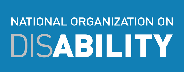 Logo: National Organization on Disability
