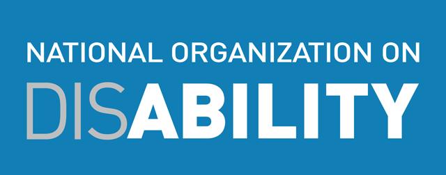 Logo: National Organization on Disability