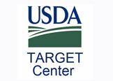 Logo: USDA TARGET Center