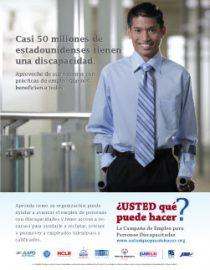 """Descargue el Cartel """"Aproveche el Talento #1"""" (PDF)"""