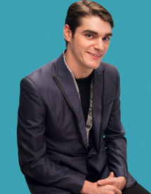 "Photo: ""Who I Am"" - RJ Mitte"