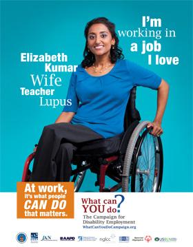 """Who I Am"" Poster - Elizabeth Kumar"