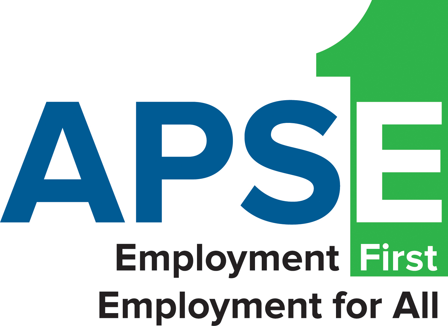 APSE Logo-EmploymentFirst Employment for All